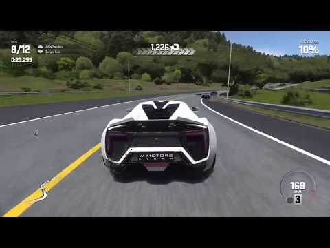 DriveClub PS4 - Lykan Hypersport