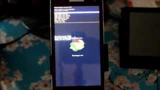 Сделать бэкап на смартфоне Explay Fresh (4.2.2)  через рекавери