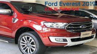 Video giới thiệu xe Ford Everest 2.0L Bi-Turbo 4x4 - Ford Everest 2019