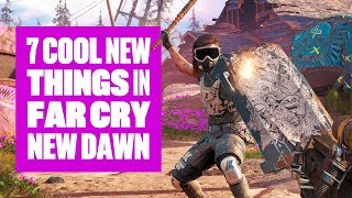7 cool new things in Far Cry New Dawn