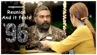 96 Reunion | 96 Movie | Vijay Sethupathi, Trisha | Govind Vasantha, C. Prem Kumar