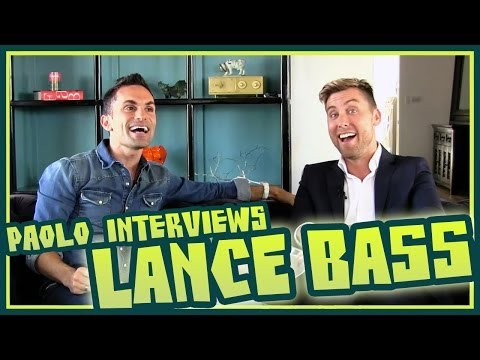 Lance Bass talks 'NSync, Coming Out & MORE!!!!