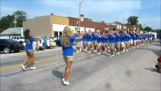 Mount Salem Video - Mt. Pleasant Marching Band At Salem Old Settlers