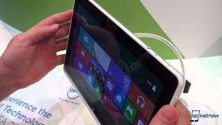 Acer Iconia W510 Hands-On