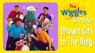 Watch Wiggles Brown Girl In The Ring video