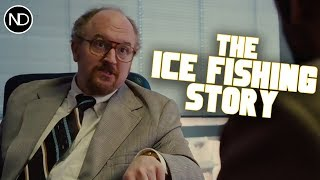 THE ICE FISHING STORY | Louie CK | American Hustle [HD]