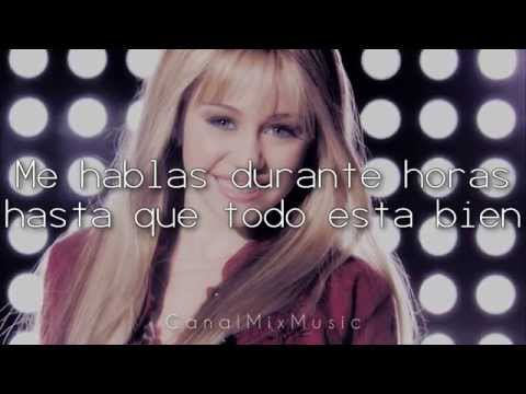 Hannah Montana - True Friend [traducida Al Español] video
