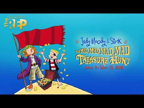 Judy Moody & Stink: The Mad, Mad, Mad, Mad Treasure Hunt | Orlando REP Production Trailer
