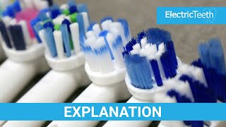 Oral-B Electric Toothbrush Heads Explained