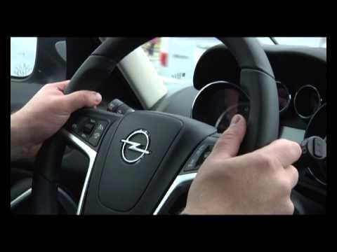 Тест-драйв новой Opel Zafira Tourer