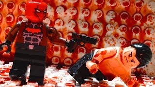 Lego Batman - Red Days are Coming