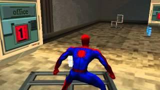 Прохождения игры спайдермен 1