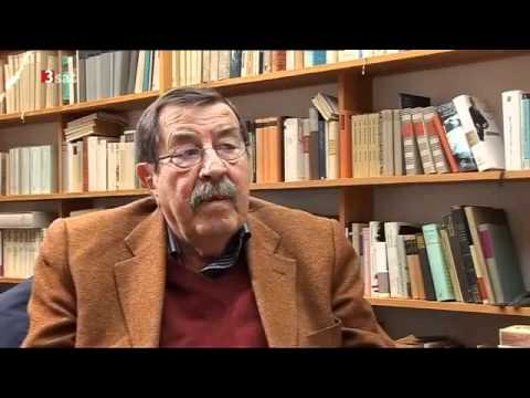 Günter Grass Interview 3SAT Kulturzeit Extra - 06.04.2012