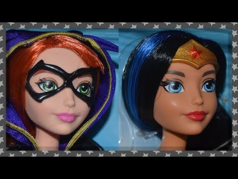 DC Super Hero Girls | Wonder Woman & Batgirl