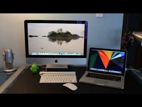 iMac vs Macbook Pro | Speed Test BenchMarks Review Comparison | Refreshed 2012/2013 iMac vs 2011 MBP