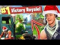 download THE NEW SNOWBALL GUN? Christmas Update (Fortnite Battle Royale)