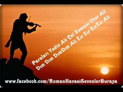 Paraları Yedin Ali - Roman Havası