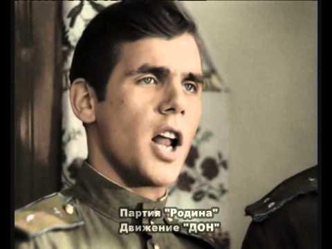 Песни из кино и мультфильмов - Смуглянка