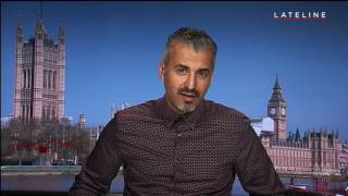 ABC Lateline interview with Maajid Nawaz, 13-06-17