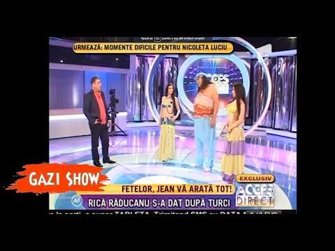 Gazi Demirel-Jean De La Craiova-Rica Raducanu Acces Direct!
