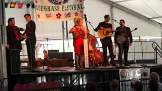 Rhonda Vincent and The Rage  5-4-2014