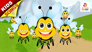 English Rhymes For Children Beautiful Bumble Bee Nursery Rhymes And Kids Songs VideoMp4Mp3.Com