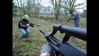 Counter Strike in real life