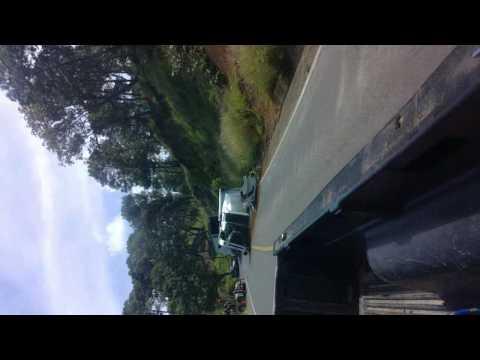 Accidente de trailer uruapan apatzingan