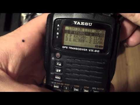 VX-8GR Review