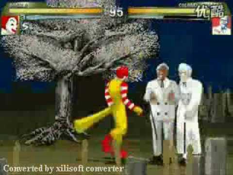 KFC Vs McDonald's - Another Round.