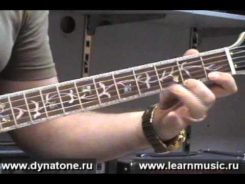 Упражнения для гитары. Беглость. Александр Кутейников