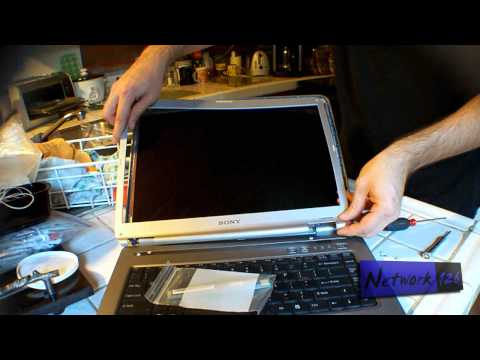 FIX your dark laptop screen! - UNDER $20! - (Inverter Board Replacement Tutorial)