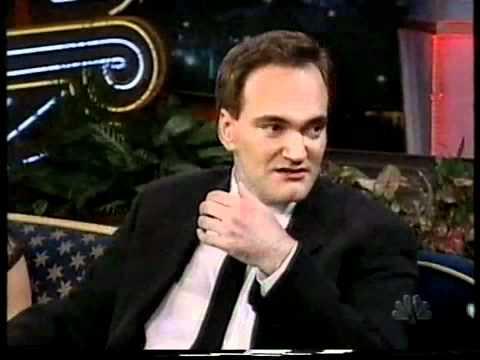 Quentin Tarantino Interview (1997) - Jay Leno