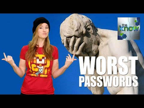 Breaking News: People Are Still Bad at Passwords - The Know