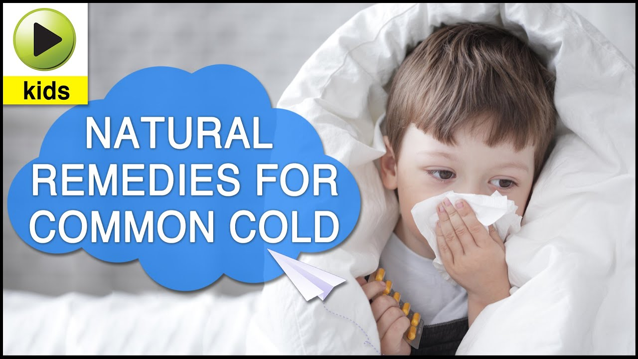 All Natural Remedies For The Common Cold