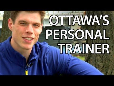 Ottawa Personal Trainer - Burke Cleland