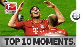 Top 10 Moments of Claudio Pizarro's Bundesliga Career