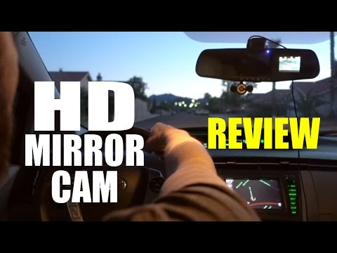 HD Mirror Cam Review: First Look