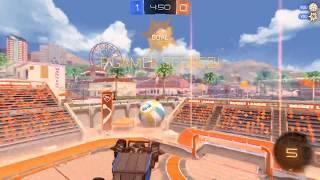 VUA PHÁ LƯỚI NHÀ | Rocket League #9
