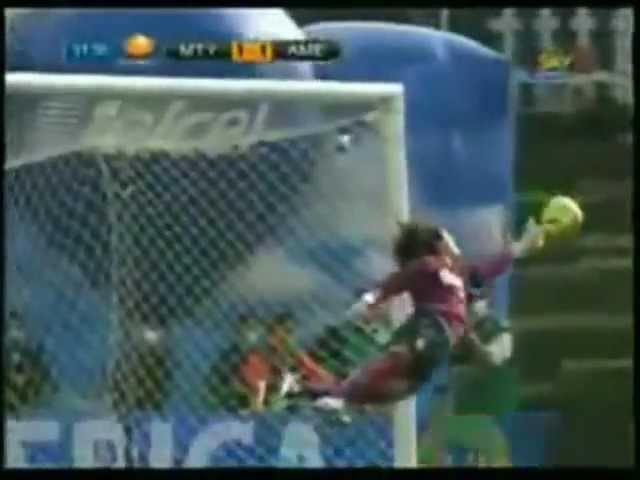 MEMO OCHOA TOP 10 SAVES