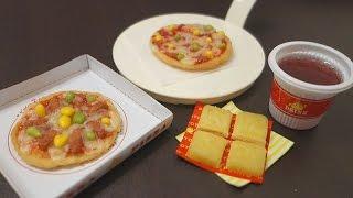 포핀쿠킨-믹스피자 kracie-mix pizza