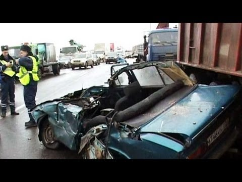 RUSSIA Car CRASH Compilation 2013 February All NEW! (Part 11)