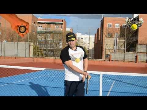 Corbachotenis: Las Empuñaduras En El Tenis