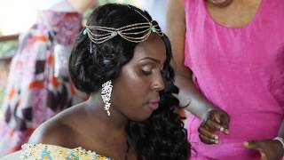 GHANAIAN TRADITIONAL MARRIAGE +ERIC +SONIA