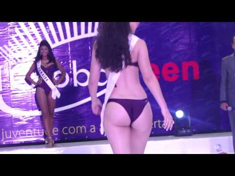 Desfile - Moda Praia - Miss Brasil Global Teen 2013