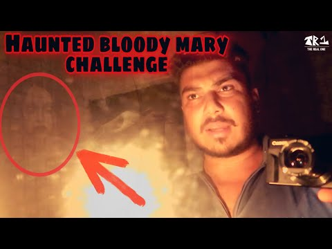 India's first real bloody mary challenge! with subtitles