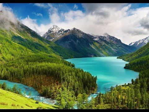 Каракольские озера. Горный Алтай