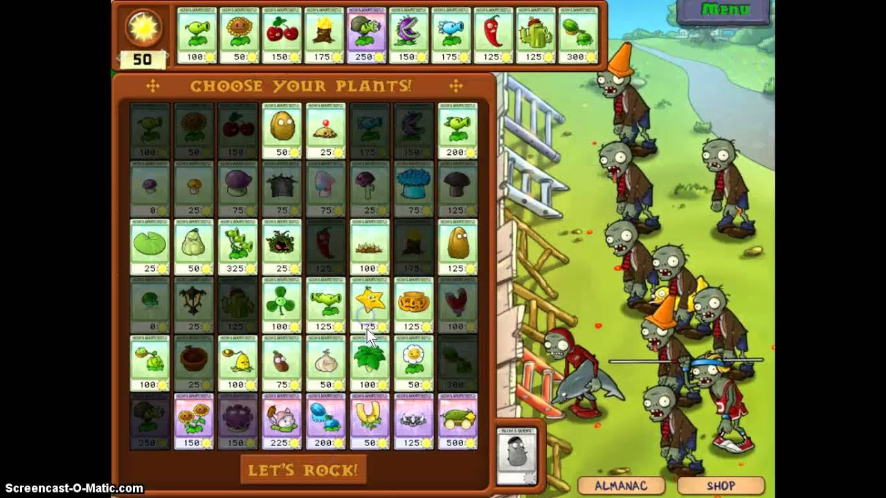 Plants Vs Zombies Сохранения Android