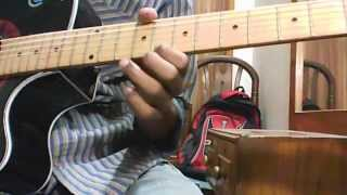 Emptiness (Tune mere jaana) by Rohan Rathore Guitar Lesson