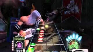Guitar Hero III - DragonForce 100% Expert